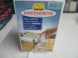 Pièce Jointe Marcato Pasta Drive 150mm 6 180mm 7 Pasta Maker Machine