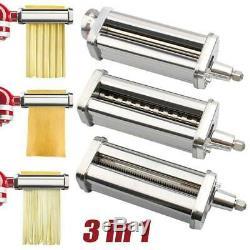 Pièce Jointe Pâtes De Coupe À Rouleaux Pour Kitchenaid Nouilles Maker Spaghetti Machine