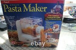 Popeil Automatic Pasta Maker #9012 1993 Working Food Preparer Machine Free Ship