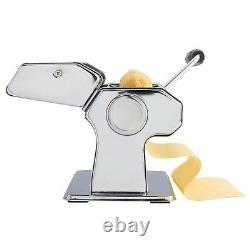 Professionnel 5 En 1 Pasta Maker Machine Plats De Pâtes Faites Maison En Acier Inoxydable