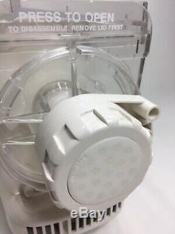 Ronco Popeil P400 Pâtes Automatique Saucisse Maker Machine Works Avec Accessoires