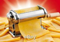 Set Fabbrica Pasta Nudelmaschine Ravioli Machine À Noodles Pates Fabrica Imperia IL