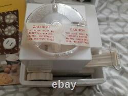 Simac 700 Pastamatic Machine Électrique Pâtes Machine Fabricant De Pâtes Jamais Utilisé Nouveau