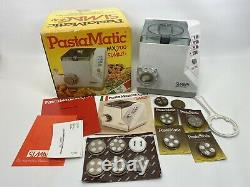 Simac Pastamatic MX 700 Automatic Electric Pasta Maker Machine Italien