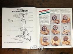 Simac Pastamatic MX 700 Pasta Électrique Automatique Maker Machine Italienne Nouveau