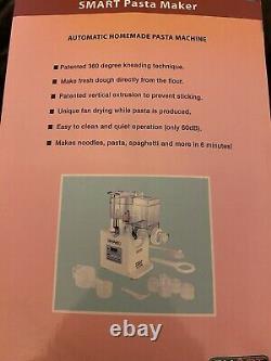 Smart Pasta Maker Machine De Fabrication De Pâtes Électriques