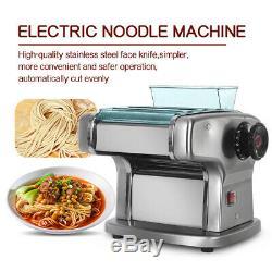 Spaghetti 135w Électrique En Acier Inoxydable Maker Pâtes Machine 2.5mm 4 MM 9 MM 220 V