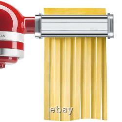 Spaghetti Fettuccine Pasta Maker Machine Attachement Pour Kitchenaid Stand Mixer