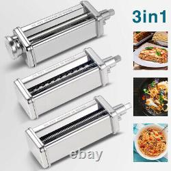 Spaghetti Fettuccine Pasta Maker Machine Attachment Pour Kitchenaid Stand Mixer B