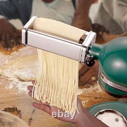 Spaghetti Fettuccine Pasta Maker Machine Attachment Pour Kitchenaid Stand Mixer D