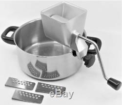 Spätzle Hex Metall Spätzle Spätzlehex Pasta Machine À Pâtes Nudelmaschine Métal