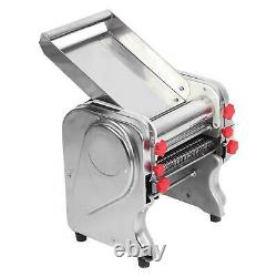 Stainless Steel Electric Pasta Press Maker Noodle Machine Commercial Household