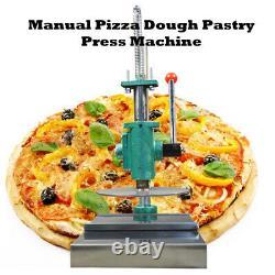 Techtongda 9,5 Pouces Ménage Pâte À Pizza Manuel Presse Machine À Presser Plus Grand