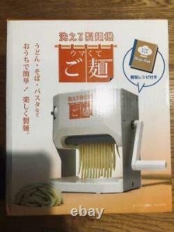 Versos Machine De Fabrication De Nouilles Lavable Udon-soba Ramen Plus Vs-ke19