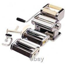 Villaware Al Dente Machine À Pâtes No. 178 Avec Pièces Jointes 5 Types De Pâtes