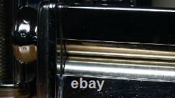 Vintage Marcato Atlas 150 Pasta Machine Original Italian 3 Attachments Book