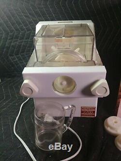 Vintage Osrow Pasta & Pâte Machine Électrique Automatique X700